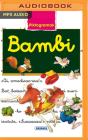 Bambi (Narración En Euskera) (Basque Edition) Cover Image