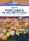 Lonely Planet Pocket Portland & the Willamette Valley Cover Image