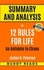 Summary & Analysis of 12 Rules for Life by Jordan Peterson Cover Image