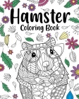 Hamster Coloring Book Cover Image