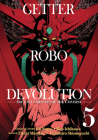 Getter Robo Devolution Vol. 5 Cover Image