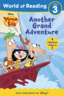 World of Reading Phineas and Ferb Another Grand Adventure Cover Image