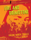 Fire and Brimstone: Salem Witch Trials Cover Image