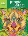 Hello Angel Jungle Safari Coloring Collection (Hello Angel Coloring Collection) Cover Image