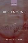 Irish Nouns: A Reference Guide (Oxford Linguistics) Cover Image
