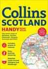 Collins Scotland Handy Road Atlas Cover Image
