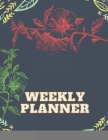 Weekly Planner: Large Pad Cover Image