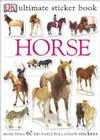 Ultimate Sticker Book: Horse [With 60+ Reusable Stickers] Cover Image