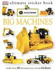 Big Machines [With More Than 60 Reusable Full-Color Stickers] Cover Image