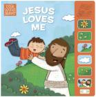 Jesus Loves Me, Sound Book (Little Words Matter™) Cover Image