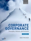 Corporate Governance: Principles, Policies, and Practices Cover Image