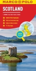 Scotland Marco Polo Map (Marco Polo Maps) Cover Image
