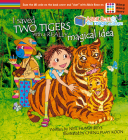 Abbie Rose and the Magic Suitcase: I Saved Two Tigers with a Really Magical Idea Cover Image