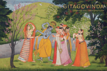 Gitagovinda: India's Great Love Story Cover Image