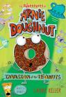 Invasion of the Ufonuts: The Adventures of Arnie the Doughnut Cover Image