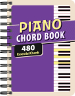 Piano Chord Book: 480 Essential Chords Cover Image