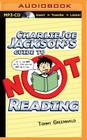 Charlie Joe Jackson's Guide to Not Reading Cover Image