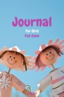 Journal for Girls Cover Image