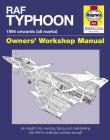 RAF Typhoon:  1994 onward (all marks) (Owners' Workshop Manual) Cover Image
