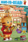 Daniel Visits the Library (Daniel Tiger's Neighborhood) Cover Image