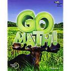 Student Edition Volume 1 Grade 3 2015 (Go Math!) Cover Image