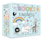 Books of Kindness: ABCs of Kindness; 123s of Thankfulness; Happiness Is a Rainbow; Friendship is Forever Cover Image