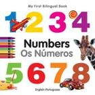 My First Bilingual Book–Numbers (English–Portuguese) Cover Image