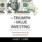 The Triumph Value Investing: Smart Money Tactics for the Post-Recession Era Cover Image