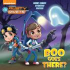 Boo Goes There? (Rusty Rivets) (Pictureback(R)) Cover Image