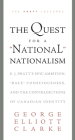 The Quest for a 'national' Nationalism: E.J. Pratt's Epic Ambition, 'race' Consciousness, and the Contradictions of Canadian Identity Cover Image