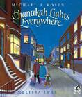 Chanukah Lights Everywhere Cover Image