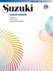 Suzuki Violin School, Vol 5: Violin Part, Book & CD Cover Image