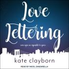 Love Lettering Lib/E Cover Image