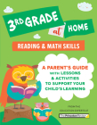 3rd Grade at Home: A Parent's Guide with Lessons & Activities to Support Your Child's Learning (Math & Reading Skills) (Learn at Home) Cover Image