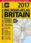 Big Road Atlas Britain 2017 Cover Image