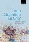 A First Course in Loop Quantum Gravity Cover Image