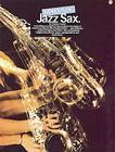Improvising Jazz Sax (Saxophone) Cover Image