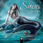 Sirens by Anne Stokes Mini Wall calendar 2021 (Art Calendar) Cover Image