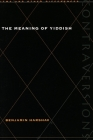Meaning of Yiddish (Contraversions: Jews and Other Differences) Cover Image