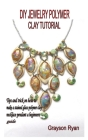 DIY Jewelry Polymer Clay Tutorial: Tips and trick on how to make a stained glass polymer clay necklace pendant a beginners guide Cover Image