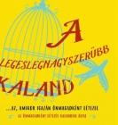 A legeslegnagyszerűbb kaland...az, amikor igazán önmagadként létezel (Hungarian) Cover Image
