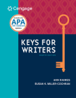 Keys for Writers with APA 7e Updates, Spiral Bound Version Cover Image