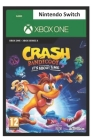 Crash 4: It's About Time Cover Image