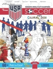 Team USA Women's World Cup Soccer Coloring and Activity Book: Full 2019 USWNT Roster! Feat. Alex Morgan, Megan Rapinoe, Carli Lloyd, Julie Ertz and Mo Cover Image