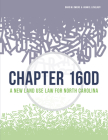 Chapter 160d: A New Land Use Law for North Carolina Cover Image