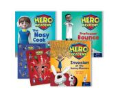 Hero Academy: Parent Pack Grade 2 Volume 1 [With Sticker(s)] Cover Image