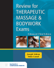 Review for Therapeutic Massage and Bodywork Exams Enhanced Edition Cover Image