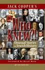 Who Knew?!: Unusual Stories in Jewish History Cover Image
