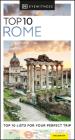 DK Eyewitness Top 10 Rome (Pocket Travel Guide) Cover Image