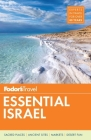 Fodor's Essential Israel (Full-Color Travel Guide #1) Cover Image